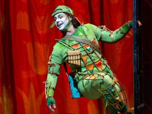 Encore of Mozart's Opera The Magic Flute Live in HD from The Metropolitan Opera