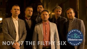 The Filthy Six w/ The Sauce Boss at Downtown GetDown