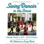 Swing Dancin' in the Street at the Knott House Museum