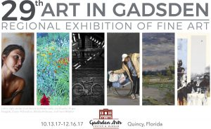 29th Art in Gadsden Awards Ceremony and Opening Reception