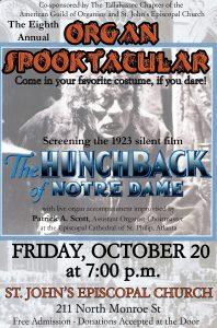 """Spooktacular: Silent Film """"Hunchback of Notre Dame..."""