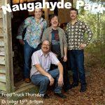 Food Truck Thursday with Naugahyde Park