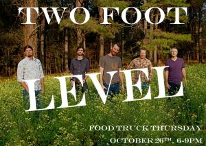 Food Truck Thursday with Two Foot Level