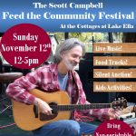 Scott Campbell Feed the Community Festival