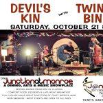 Devil's Kin w/Twining Bines