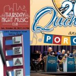 Thursday Night Music Club plays Quincy Porchfest 2017