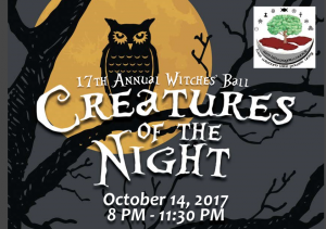 17th Annual Charity Witches Ball