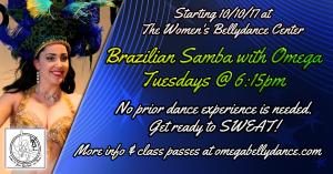 Samba Class (Tuesdays)