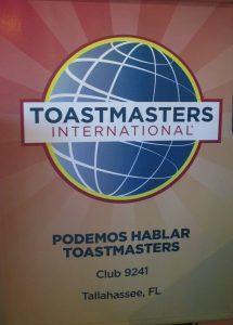 Podemos Hablar Toastmasters Club weekly meeting