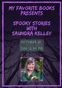 Spooky Stories with Saundra Kelly
