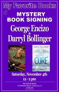 Mystery Book Signing