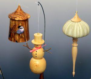 Learn to Turn - Seasonal Ornament Workshop
