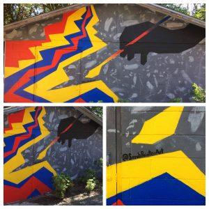 Anderson Brickler Gallery Murals