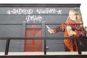 Good Vibes Only Murals