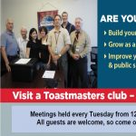 Come join Tallahassee Toastmasters!