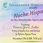 Noche Hispana at the Monticello Opera House