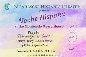 Noche Hispana at the Monticello Opera House