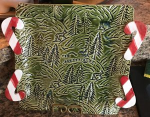 Holiday Serving Platters &Vessels