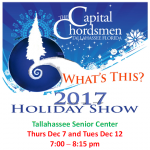 What's This? A Holiday Harmony Concert with the Capital Chordsmen