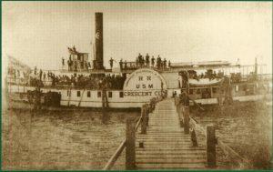 Steamboats a-comin': History Program