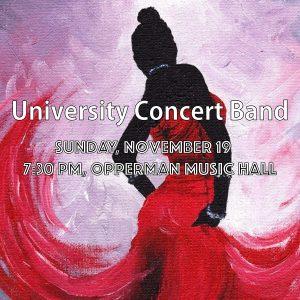 FSU Concert Band Performance