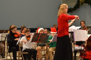 Tallahassee Homeschool String Orchestra 2017 Christmas Concert