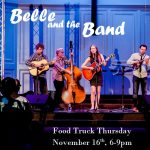 Food Truck Thursday with Belle and the Band