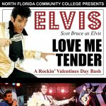"Scot Bruce as Elvis - ""Love Me Tender"" Rockin' Valentine's Day Bash"