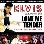 "Scot Bruce as Elvis - ""Love Me Tender"" Rockin' Valentine's Day Bash"