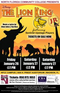 Disney's The Lion King JR. (Musical)