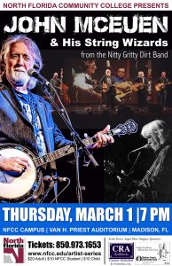 "John McEuen & Friends present ""Will The Circle..."