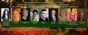 Tallahassee Music Guild's Sing-Along Messiah