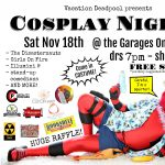 Cosplay Night w/ Vacation Deadpool