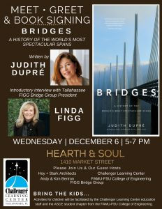 Book Signing for Bridges: A History of the World's Most Spectacular Spans