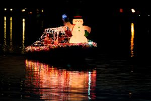 Holiday on the Harbor & Boat Parade of Lights