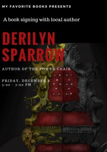 Derilyn Sparrow Book Signing