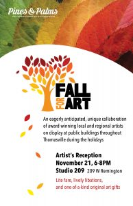 Fall For Art Opening Reception and Sale
