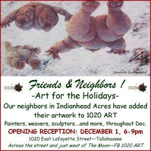 1020 ART - Friends & Neighbors