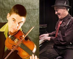 Mark Russell & Scott Cossu: Strings and Keys Live in Concert