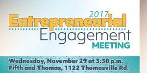 2017 Entrepreneurial Engagement Meeting