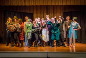 The Southern Shakespeare Company's Young Acting Company: Open Auditions for The Bardlings