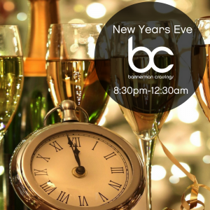 New Years Eve at Bannerman Crossings