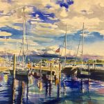 46th Florida Watercolor Society Traveling Exhibition