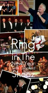 Ring in The New Year with Crooked Shooz