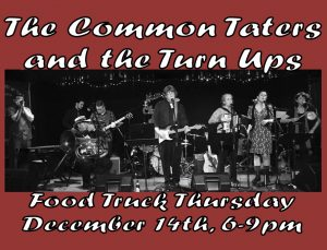 Food Truck Thursday with The Common Taters and the Turn Ups