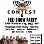 Harley Davidson Competition before Kansas Concert