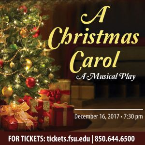 A Christmas Carol: A Musical Play - FSU's 11th Ann...