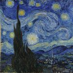 Whet Your Palette Class | Van Gogh's Starry Night