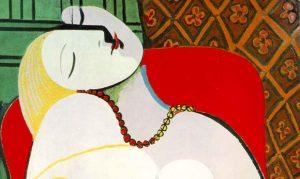 Whet Your Palette Class | Picasso's La Reve