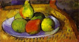 Whet Your Palette Class | Cezanne's Fruit Still Life